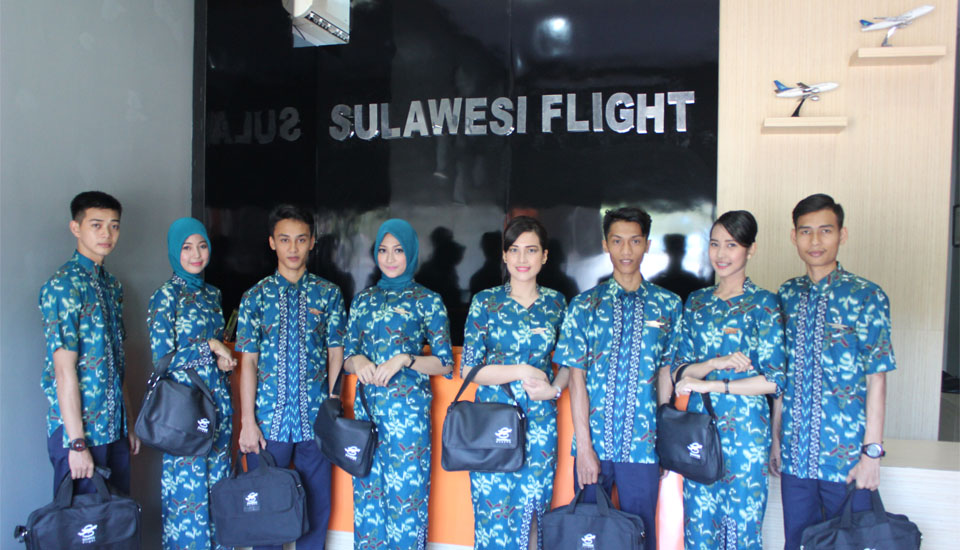 PROFIL SULAWESI FLIGHT MAKASSAR BY JOGJA FLIGHT INDONESIA
